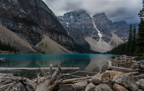 Moraine Lake, Banff NP